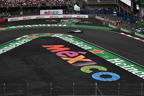 F1: ecco gli orari TV di RSI, Sky e Canal+ del weekend del GP del Messico