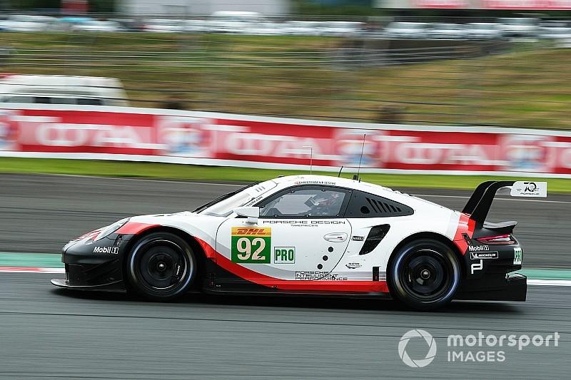 Porsche victime des