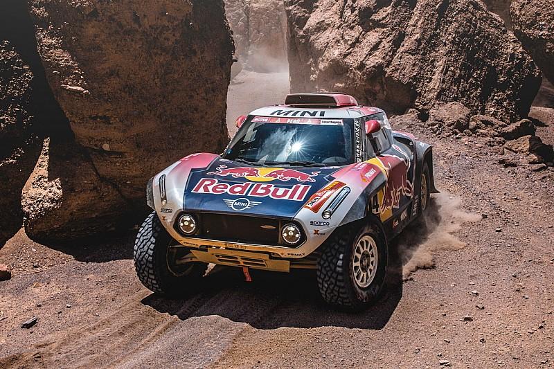 Dakar, Auto, Tappa 7: Peterhansel comanda nel dominio MINI. Al-Attiyah controlla