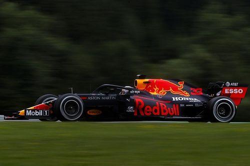 Verstappen blames damaged wing for gap to front