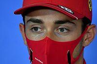 """Leclerc diz que tem """"99% de certeza"""" que temporada 2020 será mais difícil"""