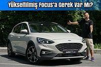 2020 Ford Focus Active 1.5 EcoBlue | Neden Almalı?