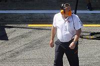 CEO da McLaren diz que fechamento das fábricas ajudou equipe da F1 a não ficar para trás