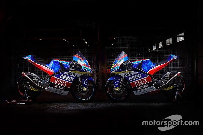 La Prustel GP toglie i veli alle sue KTM in vista della Moto3 2019
