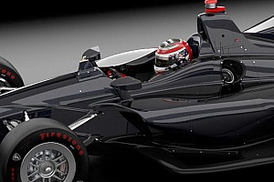 IndyCar reveals cockpit safety modification