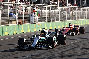 Nach Baku-Vorfall: Hamilton warnte Vettel vor Respektlosigkeiten