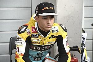 Pembalap Moto3, Guevara putuskan pensiun