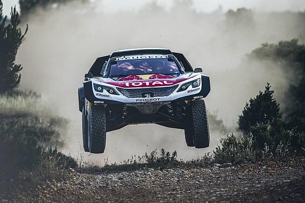 Rallye Dakar 2018: Peugeot stellt neues Auto vor
