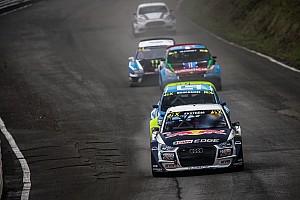 World Rallycross Sıralama turları raporu Almanya WRX: Ekstrom, ilk günün sonunda Hansen'in önünde lider