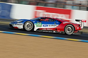 Le Mans Breaking news Kanaan reunites with Ganassi for Ford Le Mans ride