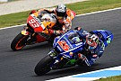 Vinales hits out at Marquez for following him on long run