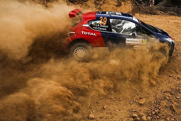 ERC Noticias de última hora Peugeot vuelve al Campeonato de Europa de Rally con 'Cohete' Suárez y Pepe López