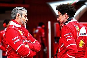 Формула 1 Новость Арривабене: В Ferrari пожертвовали квалификацией ради гонки