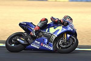 MotoGP Jelentés a versenyről MotoGP: Rossi-dráma Le Mansban! Vinales nyer Zarco és Pedrosa előtt!