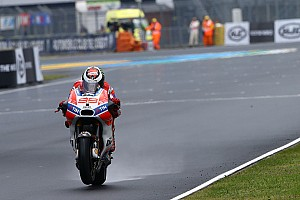 MotoGP Breaking news Lorenzo