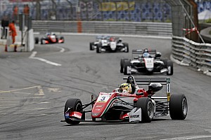 فورمولا 3 الأوروبية تقرير السباق فورمولا 3: حادث نوريس يمنح غونتر فوزه الثاني في بو