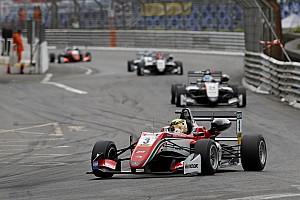 F3-Euro Crónica de Carrera Max Günther gana el 76º Gran Premio de Pau