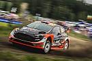WRC Ostberg, Almanya Rallisi'ne katılamayacak