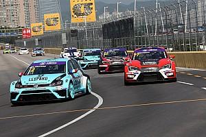 TCR Репортаж з кваліфікації Верне здобуває поул в Макао