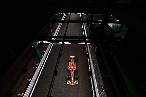 F1 Top List GALERÍA: el sábado de Singapur en imágenes