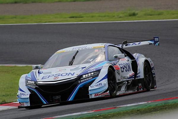 Экипаж Honda выиграл «1000 км Сузуки», Баттон занял 13-е место