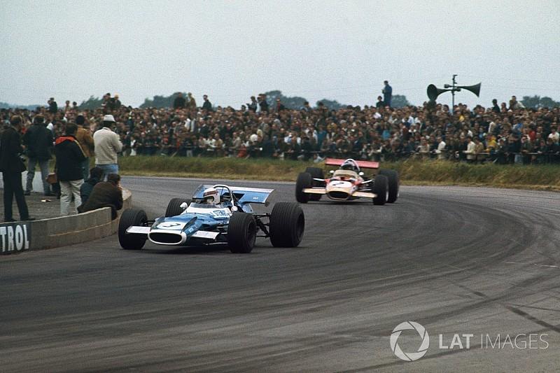 Jackie Stewart manejará un auto de F1 en el GP de Gran Bretaña