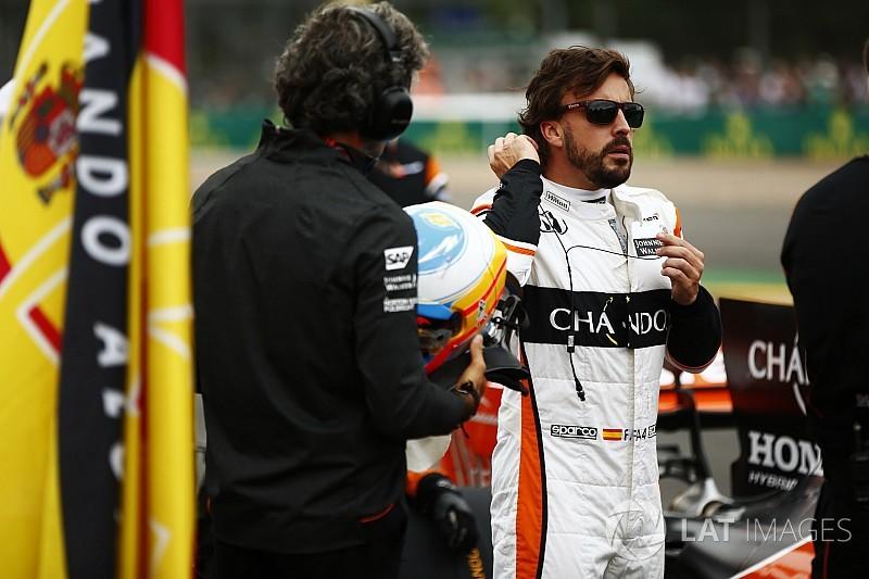 Алонсо назвал квалификацию самой веселой частью Гран При