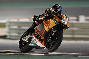 Moto2 Interview Binder admits injury has put him
