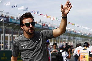 Формула 1 Новость Алонсо назвал Гран При Австралии-2017 лучшей гонкой в жизни