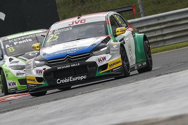 WTCC Hungaria:  Bennani juara Race 2 setelah Huff dijatuhi penalti