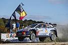 WRC Neuville líder y Sordo tercero tras la primera especial del jueves