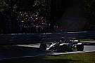 Відео: оновлення боліду Mercedes у Монці