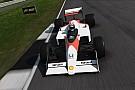 Симрейсинг Видео: Норрис проехался на старых McLaren в игре F1 2017