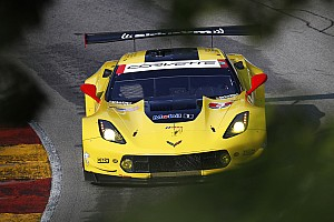IMSA Special feature Jan Magnussen: I'm clinging on to GTLM points lead