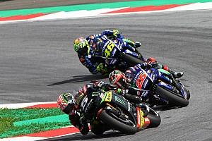 MotoGP News Yamaha-Datentausch: Rossi will Tech 3 auf Werksbikes und checkt Folgers Daten
