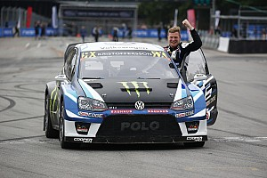 World Rallycross Yarış raporu Letonya WRX: Üst üste beşinci zaferini kazanan Kristoffersson şampiyonluğu garantiledi