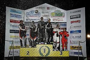 Rallye suisse Résumé de course