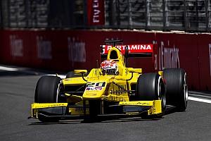FIA F2 Yarış raporu Bakü F2: Leclerc ceza aldı, Nato kazandı!