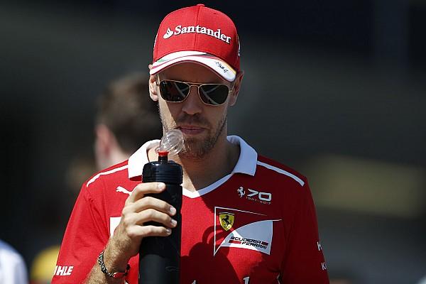 F1 维特尔逃脱FIA追加处罚