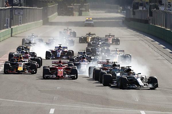 Formula 1 Livefeed Live: Follow the Azerbaijan GP as it happens