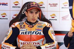 MotoGP Son dakika Marquez, Vinales tehdidine rağmen 2016'dan daha az baskı hissediyor