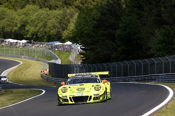 24 uur Nürburgring: #911 Manthey Porsche snelste in warm-up