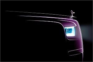 Automotive News Erste Bilder vom neuen Rolls-Royce Phantom der 8. Generation