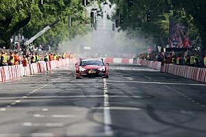 DTM BRÉKING Kép: ilyen egy kör a Hungaroringen egy DTM-Audival