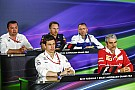Australian GP: Friday's Press Conference