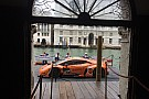 Una Lamborghini Huracán GT3 nel Canal Grande a Venezia!