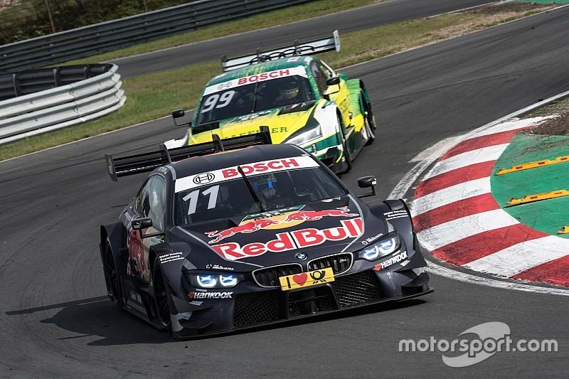 BMW soutient l'introduction de la réglementation Class One en DTM