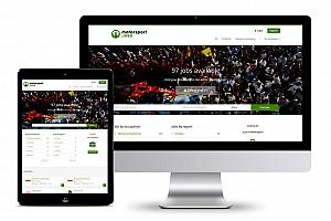 Geral Notícias do Motorsport.com Motorsport Network lança site com vagas de emprego no setor