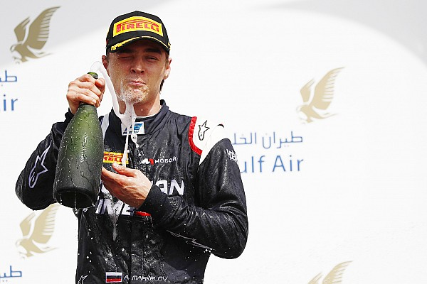 Bahreyn F2: Sezonun ilk zaferi Markelov'un oldu