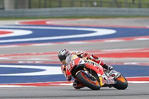 MotoGP Qualifyingbericht MotoGP 2017 in Austin: Pole-Position für Marquez nach 2 Trainingsstürzen